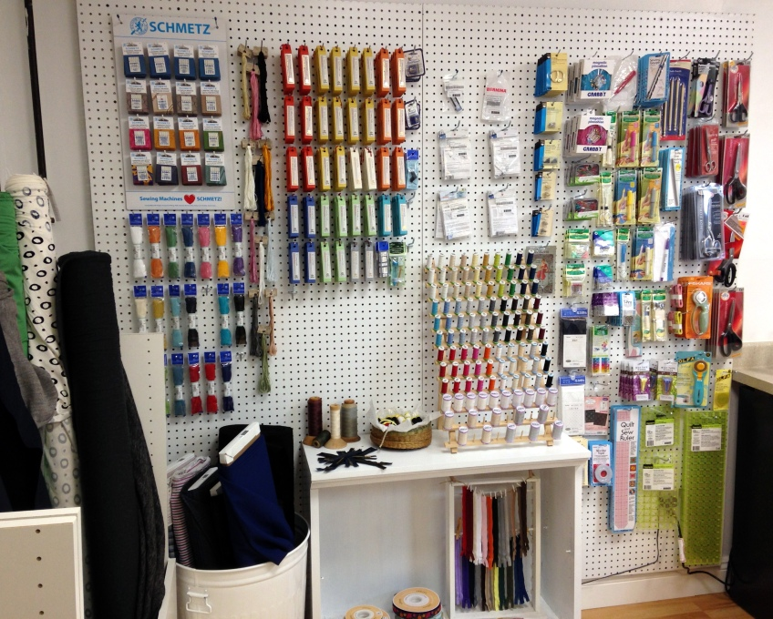 Pintuck & Purl Open House (Pattern and Branch)
